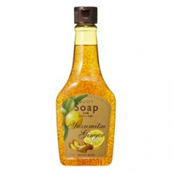 暖薑柚蜜保濕沐浴乳