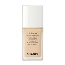 CHANEL 香奈兒 粉底液-珍珠光感淨白防曬粉底液 SPF30 PA+++ LIGHT REVEALING WHITENING FLUID FOUNDATION SPF 30 PA +++