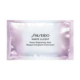 SHISEIDO 資生堂-專櫃 保養面膜-美透白淨電力面膜 WHITE LUCENT Power Brightening Mask