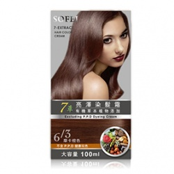 SOFEI 舒妃 七萃系列-7萃亮澤染髮霜