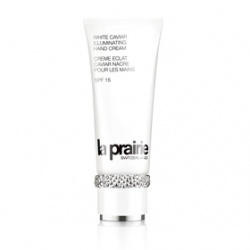 la prairie 身體產品-鑽白魚子緊膚護手霜  White caviar illuminating hand cream SPF 15