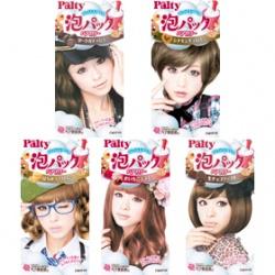 染髮‧燙髮產品-芭露蒂泡沫染髮劑