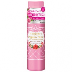 Organic Rose 碳酸微粒子噴霧