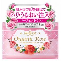 MEISHOKU 明色 凝膠‧凝凍-Organic Rose 保濕水凝膠