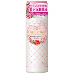 MEISHOKU 明色 臉部保養系列-Organic Rose 彈力潤澤乳液