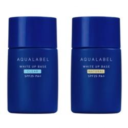 AQUA LABEL 水之印 晶透白系列-光感亮白隔離霜 SPF25 PA+