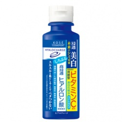玻尿酸透潤美白化粧水(清爽) HYALOCHARGE WHITE LOTION L