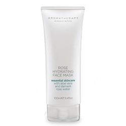 AROMATHERAPY ASSOCIATES-玫瑰潤澤保濕面膜 Rose Hydrating Face Mask
