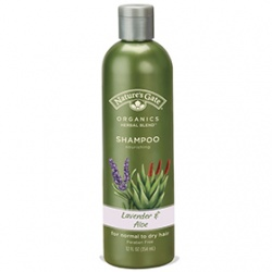 Nature`s Gate 天然之扉 有機草本綠翡翠系列-綠翡翠有機薰衣草滋養洗髮精  Organics Herbal Blend shampoo - Lavender & Aloe