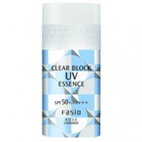 光護罩UV防曬露SPF50+ PA+++ CLEAR BLOCK UV ESSENCE