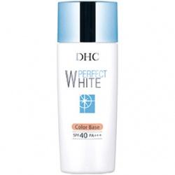 DHC 完美淨白防曬底粧系列-完美淨白防曬隔離乳SPF40 PA+++ Perfect White Color Base SPF40 PA+++