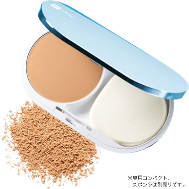 DHC 粉餅-完美淨白防曬兩用粉餅SPF43 PA+++ Perfect White Powdery Foundation SPF43 PA+++