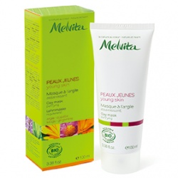 Melvita 蜜葳特 清潔面膜-歐盟Bio控油淨膚調理面膜 CLAY MASK