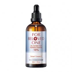 FOR BELOVED ONE 寵愛之名 杏仁酸系列-18%杏仁酸水潤複合精華 18% DL-mandelic Acid Hydration  Essence