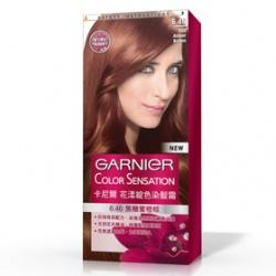 GARNIeR 卡尼爾 100%COLOR系列-花漾綻色染髮霜