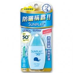 MENTHOLATUM 曼秀雷敦 身體防曬-防曬乳液-水漾透薄型SPF50+ PA+++