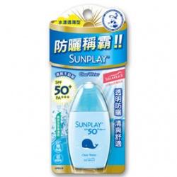 防曬乳液-水漾透薄型SPF50+ PA+++
