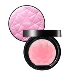 SOFINA 蘇菲娜 AUBE couture彩妝系列-星鑽美形花漾蜜糖頰彩粉