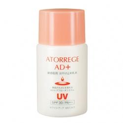 ATORREGE AD+ 防曬‧隔離-輕透亮白防曬乳液SPF30 PA++ White Up UV Milk SPF30 PA++