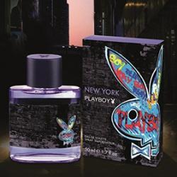 Playboy 男仕香氛-紐約雅痞男用淡香水