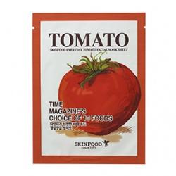 蕃茄明亮無瑕單張面膜