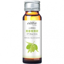 citta by Roger 營養補給食品-心漾靚白青春橄欖飲