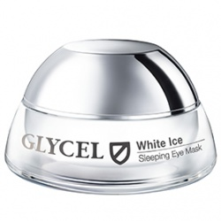 GLYCEL 卡爾詩 眼部保養-冰晶晳白晚安修復眼膜 White Ice Sleeping Eye Mask