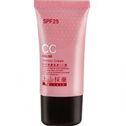 tsaio 上山採藥 彩妝系列-絲潤裸膚保濕CC霜SPF25
