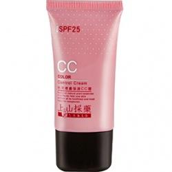 絲潤裸膚保濕CC霜SPF25