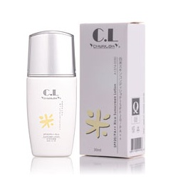 彩豐行 C.L.-白米防曬乳液 SPF20 PA++ Rice Sunscreen Lotion