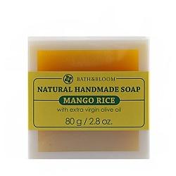 bath&bloom 手工皂系列-芒果糯米天然手工香皂 Mango rice soap