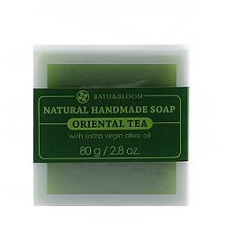 bath&bloom 手工皂系列-東方茶香天然手工香皂 Orienal tea soap