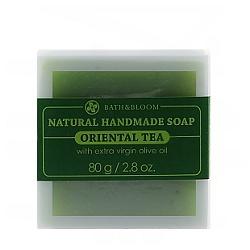 東方茶香天然手工香皂 Orienal tea soap