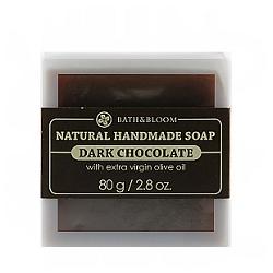 bath&bloom 手工皂系列-黑巧克力天然手工香皂 Dark chocolate soap