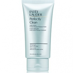 細緻煥采雙效保濕潔面霜 Perfectly Clean Multi-Action Creme Cleanser/Moisture Mask