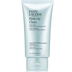 細緻煥采雙效保濕潔面霜 Perfectly Clean Multi-Action Creme Cleanser/Moisture Mask