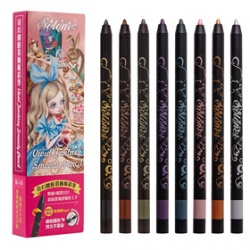 奇幻繽紛慕絲眼彩筆 Vivid Fantasy Smoody Pencil