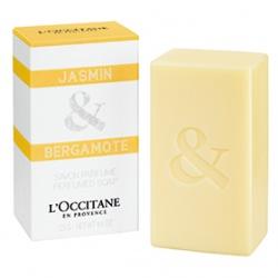 L'OCCITANE 歐舒丹 格拉斯香氛系列-茉莉&佛手柑香氛皂