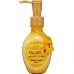 SKINFOOD 清潔面膜-蜂皇高效逆時活顏去角質面膜