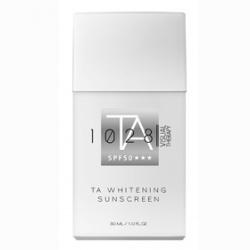 傳明酸美白潤色防曬乳SPF50★★★ TA Whitening Sunscreen SPF50★★★