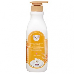 白玉蘭山羊奶深層修護洗髮精 Magnolia Deep Repair Shampoo With Goat Milk