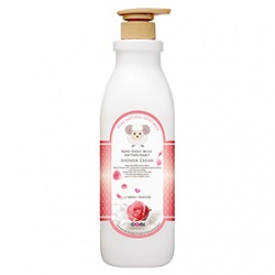 玫瑰山羊奶抗氧化沐浴乳 Rose Goat Milk Antioxidant Shower Cream