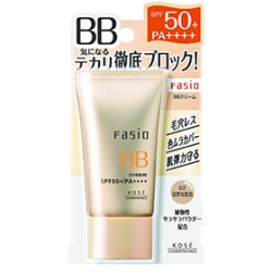 Fasio 菲希歐 底妝系列-零瑕系高防曬BB霜SPF50+ PA++++ BB CREAM SPF50+ PA++++