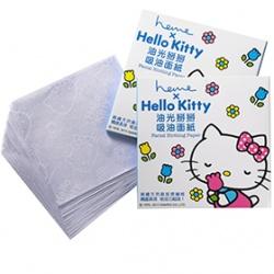 heme Hello Kitty魔力極淨系列-油光掰掰吸油面紙