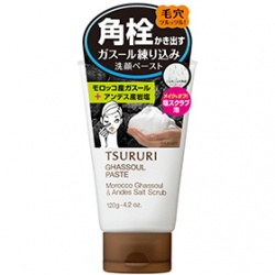 BCL 洗顏-小鼻黑泥炭角栓潔顏乳