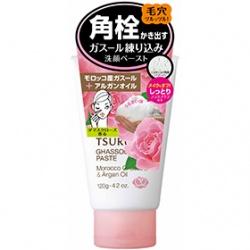 BCL  TSURURI小鼻系列-小鼻黑泥炭角栓潔顏乳(玫瑰)