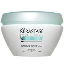 KERASTASE 卡詩 頭皮護理-清新舒緩藍色凍膜 SENSIDOTE DERMO-CALM Soothing Calming Masque