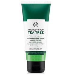 茶樹淨膚淨化磨砂膏