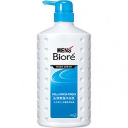 男性專用沁涼爽身沐浴乳