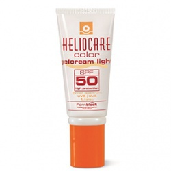 艾莉卡防曬隔離霜(潤色型)SPF50 PA++++ Helicore Color Gelcream Light